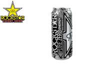 Angebot für 2 für 1 Pure ZERO Silver Ice ROCKSTAR im Supermarkt