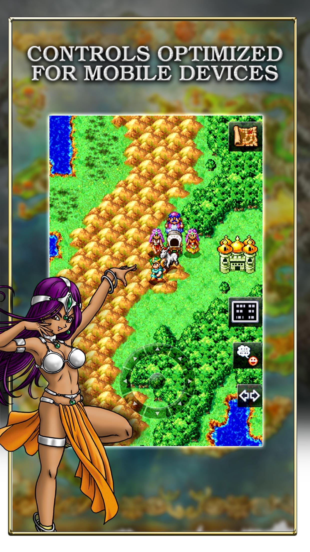 DRAGON QUEST IV screenshot #3