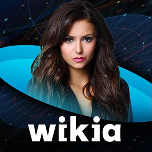 娛樂必備App|Wikia:吸血鬼日記 LOGO-綠色工廠好玩App