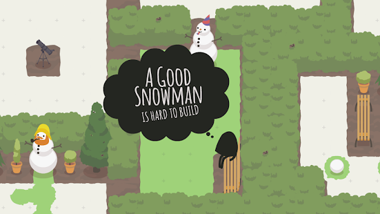 A Good Snowman Is Hard To Build apk