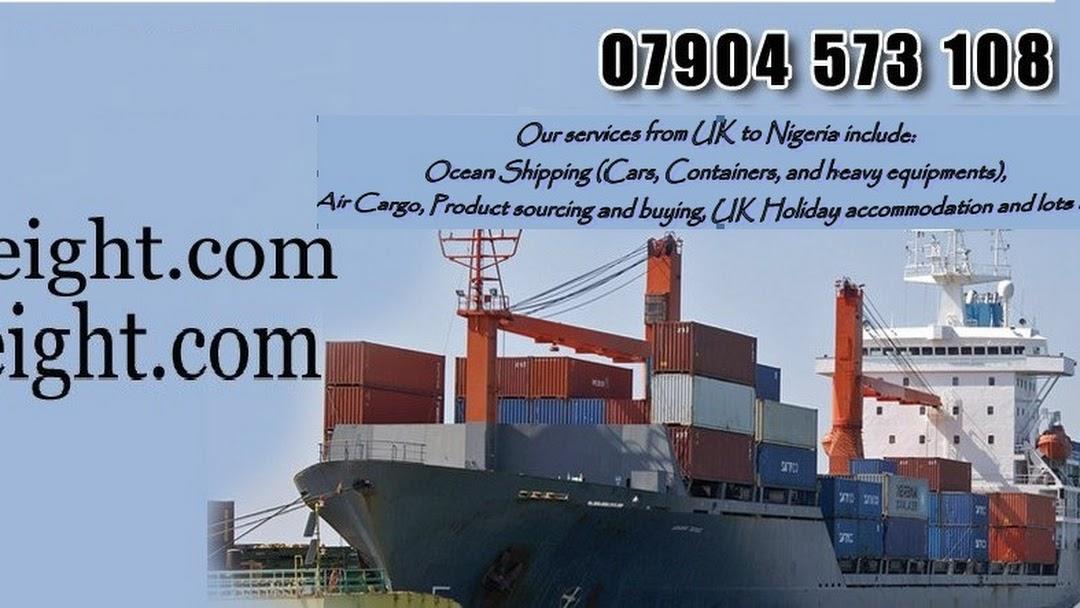 Fando Freight Cargo and Shipping Service - Door to Door