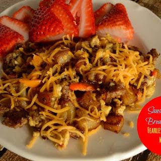 Sausage Potato Breakfast Skillet