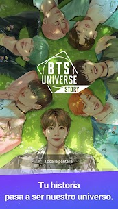 BTS Universe Story 1