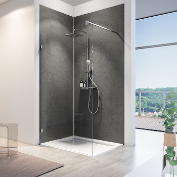 Panneaux muraux DecoDesign SOFTTOUCH, anthracite