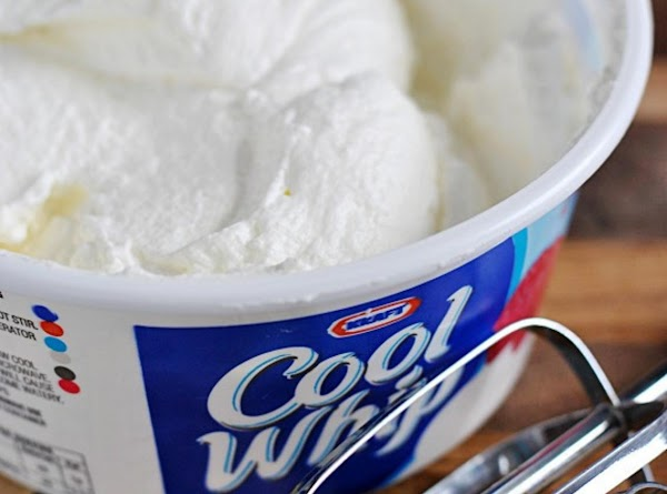 Homemade Cool Whip Recipe