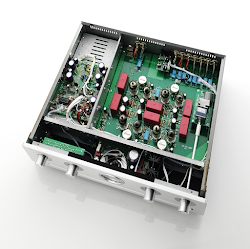 SA-T7 from Vincent Audio, Control Tube Amplifier
