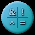 Programmer's calculator - BitCalculator icon
