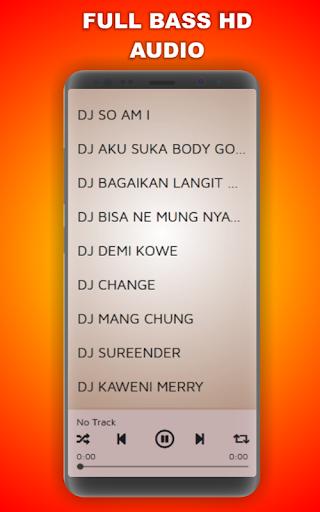 DJ Maafkan Aku Terlanjur Cinta - Screenshots von DJ Tik Tok 6