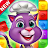 Blaster Chef: Culinary match & collapse puzzles Icône