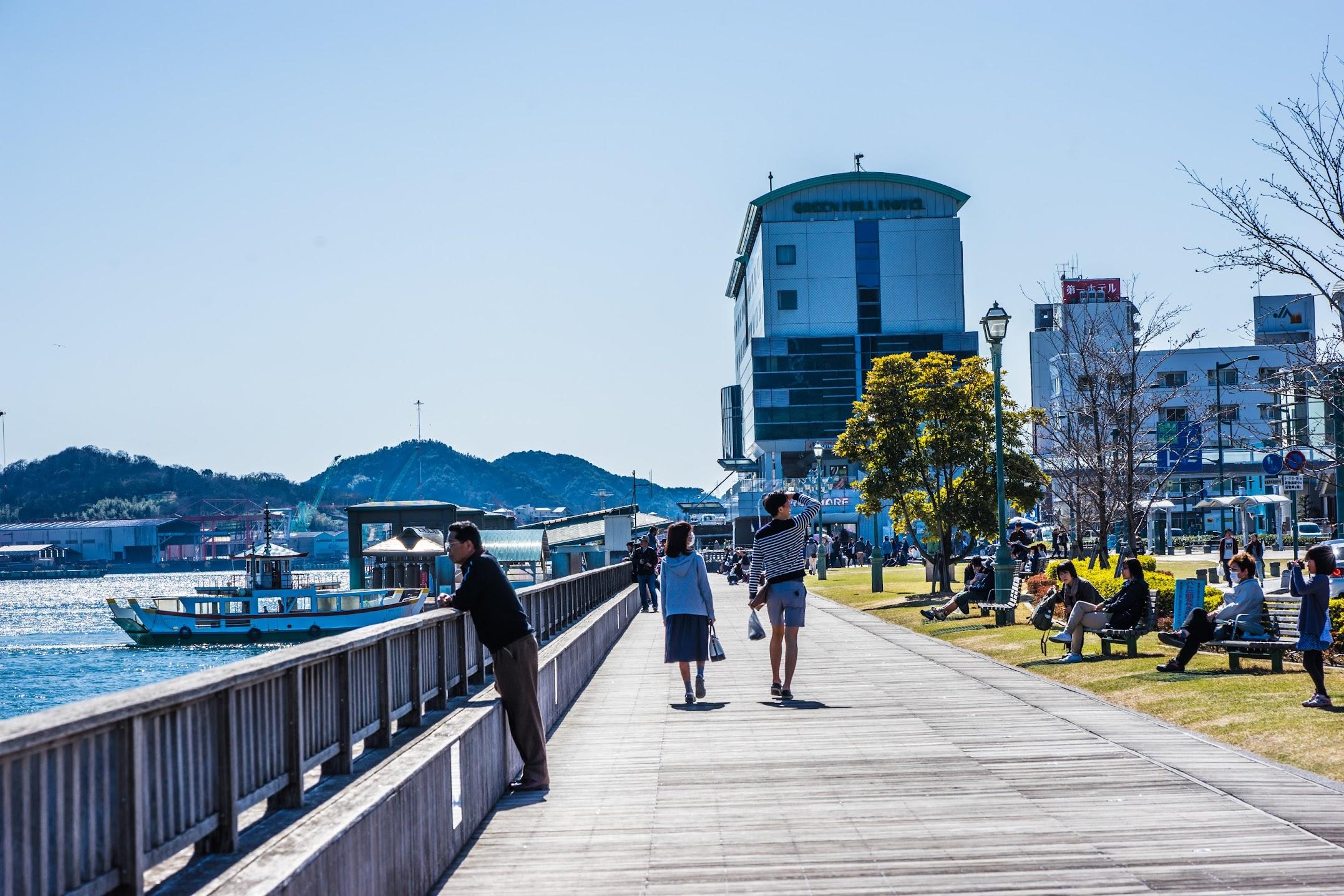 尾道 海岸通り3