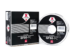 Owens Corning XSTRAND 3D Printing Filament - GF30-PC Glass-Filled Polycarbonate - 0.5kg - 2.85mm