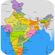 India map capitals apps on google play india map capitals gumiabroncs Choice Image