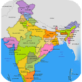 Tải India Map & Capitals APK