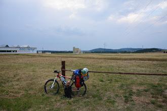 Photo: Na zwiedzenie Strakonic już nie był czasu. Zatrzymuję się na chwilę za miastem...