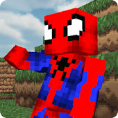 Mod Spider-Man for MCPE