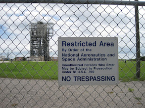 Photo: Space Launch Complex 17 - home of our Delta II rocket for GRAIL.