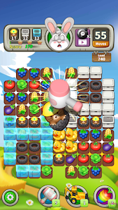 Farm Raid : Cartoon Match 3 Puzzle 1.0.16