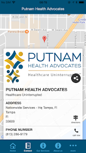 Putnam Health Advocates - náhled