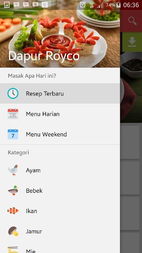 Resep Dapur Royco unofficial