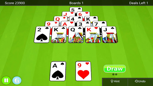 Pyramid Solitaire 3D Ultimate 1.2.3 screenshots 19