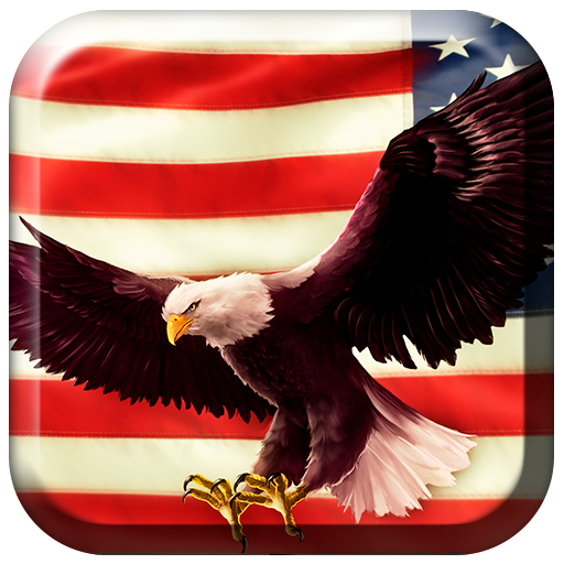 US Eagle Live Wallpaper