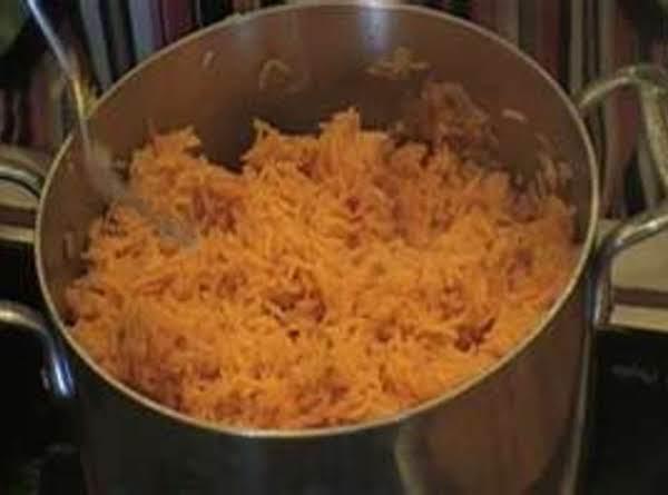 Pink Rice Recipe