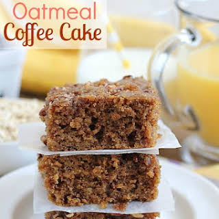 Healthy Oatmeal Cake Recipes.
