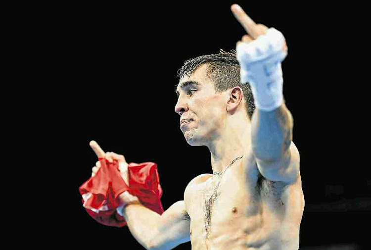 Michael Conlan of Ireland publicly admonished officials of the International Boxing Federation.