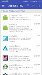 App2SD: All in One Tool [ROOT] APK screenshot thumbnail 5