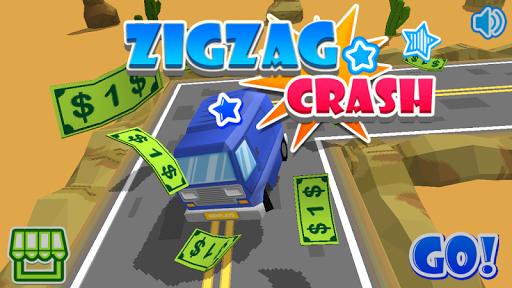 Zigzag Crash