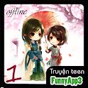 Truyện teen p1 offline icon