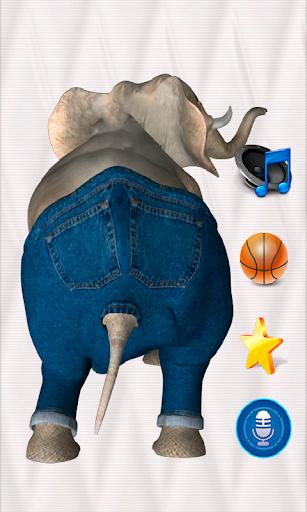 Dancing Talking Elephant 1.3 screenshots 6