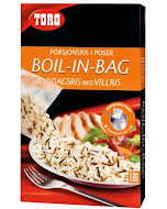 Toro Villris Boil In Bag 8 poser 960 g