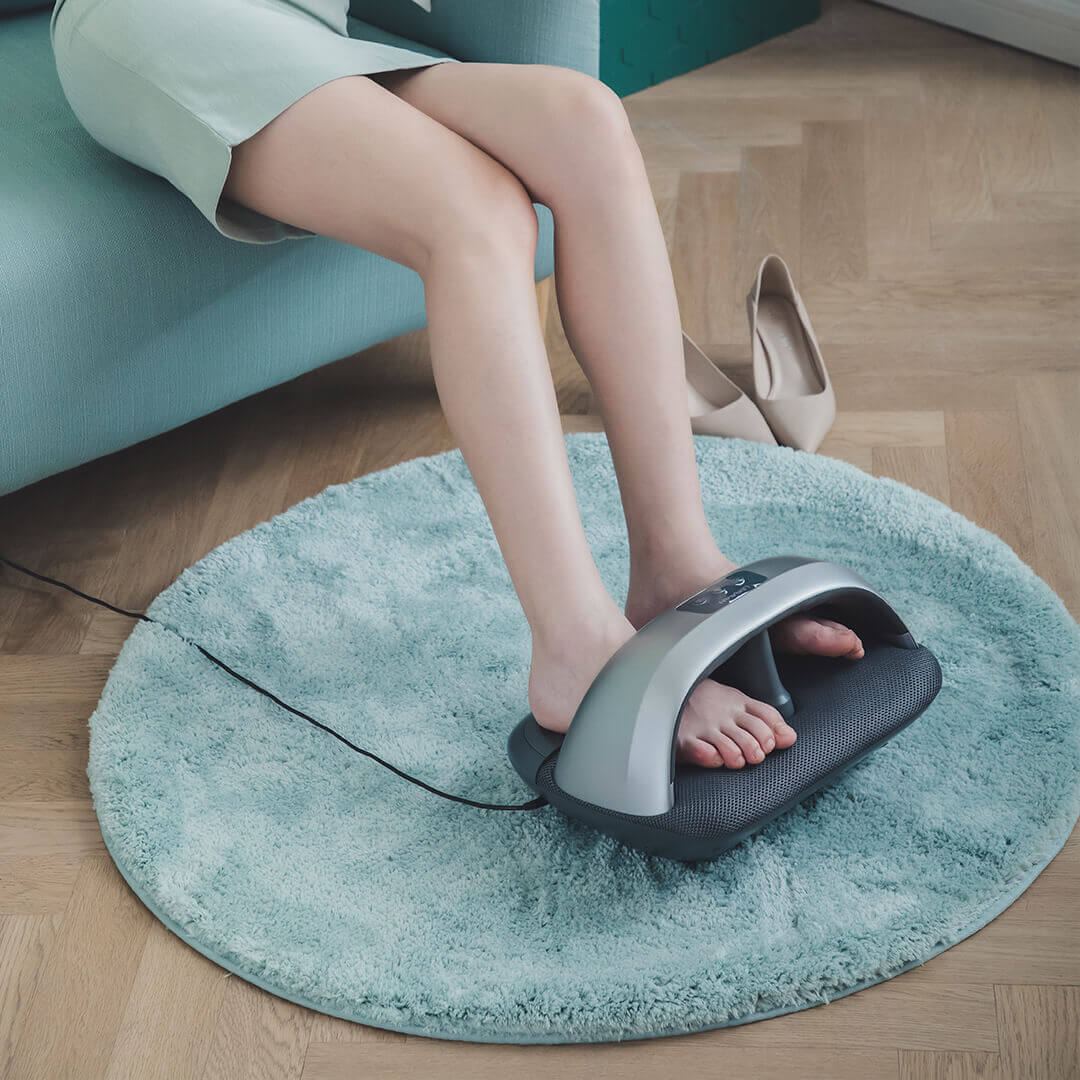Sử dụng máy massage chân với tần suất như thế nào?
