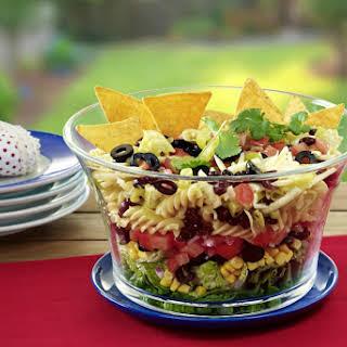 Tex Mex Pasta Salad.