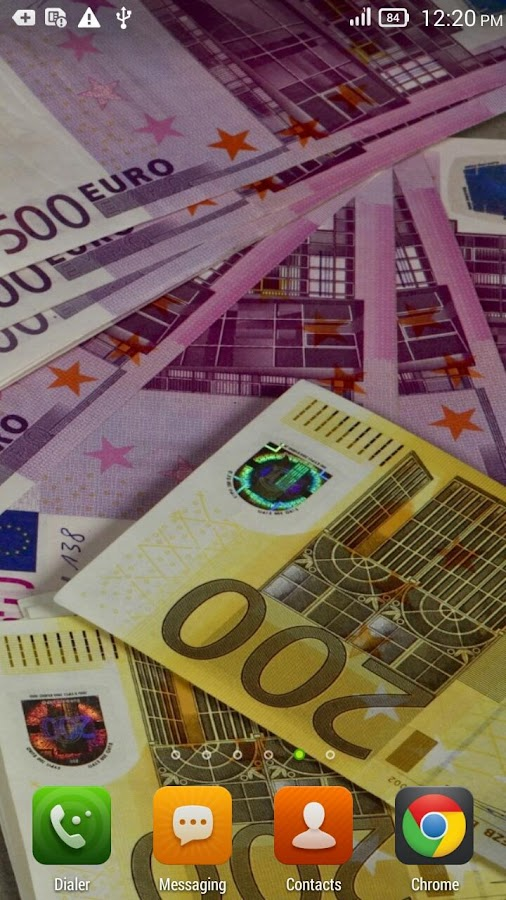 euro money hd live wallpaper android apps on google play