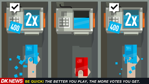 Code Triche Vote For Me APK MOD screenshots 1