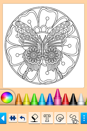 Girls games: Painting and coloring screenshots 4