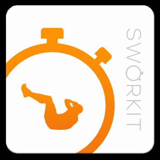 健康のアブ·コア Sworkit LOGO-HotApp4Game