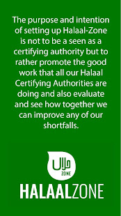 Download Halaal Zone For PC Windows and Mac apk screenshot 1