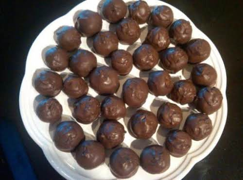 "Pecan Pie Balls ""These were absolutely delicious!!! Perfect combination of sweet and..."