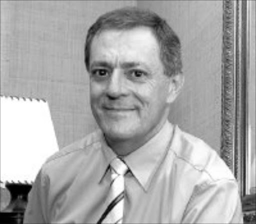 FINDING FUNDING: Transnet's Chris Wells. © UNknown.