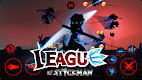 screenshot of League of Stickman 2019- Ninja Arena PVP(Dreamsky)
