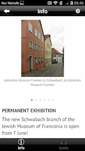 Jewish Museum in Schwabach- screenshot thumbnail