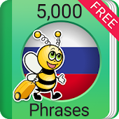 Learn Russian 5,000 Phrases