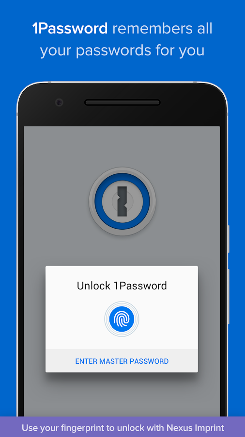 1Password - Password Manager- screenshot