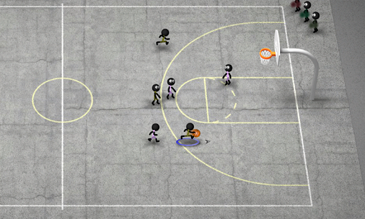Stickman Basketball 2.3 screenshots 4