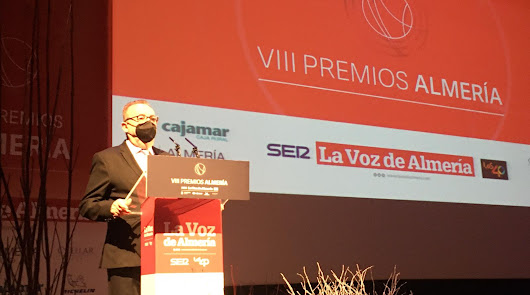 Premios Almería: reconocimientos y agradecimientos en el año de la pandemia