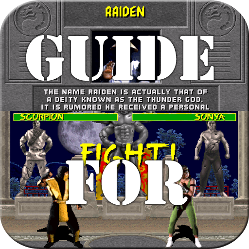 Guide(for Mortal Kombat) file APK for Gaming PC/PS3/PS4 Smart TV