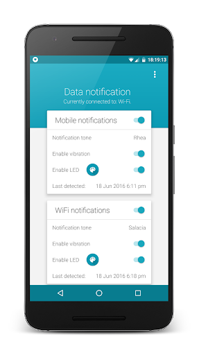 Data notification v3.02